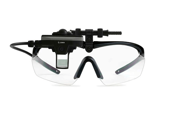 Zebra HD4000 Enterprise Head-Mounted Display